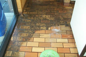 Restaurant Kitchen Floor Cleaning